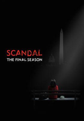 Scandal Season 7's Poster