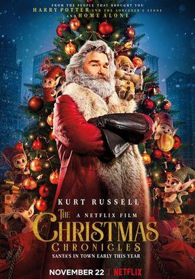 『クリスマス・クロニクル』のポスター