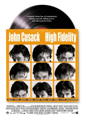 High Fidelity's Poster