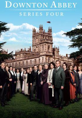 Downton Abbey Season 4's Poster