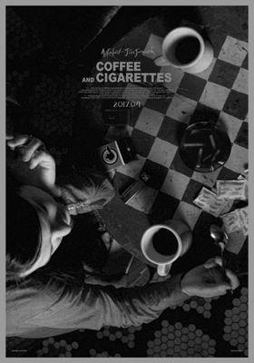 『コーヒー&シガレッツ』のポスター