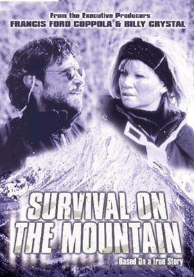 Survival On The Mountain's Poster
