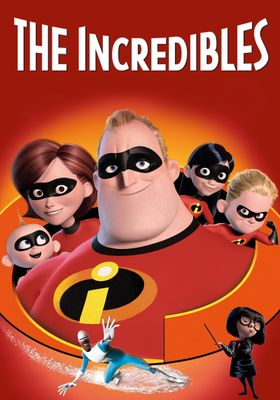 The Incredibles's Poster