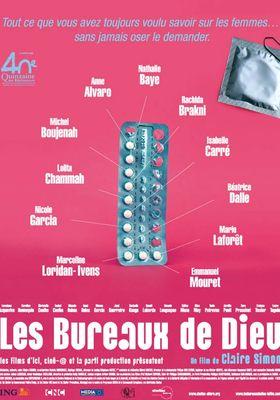 『Les bureaux de Dieu』のポスター