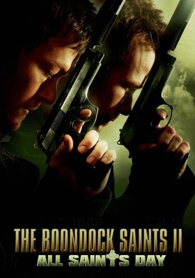 The Boondock Saints II: All Saints Day's Poster