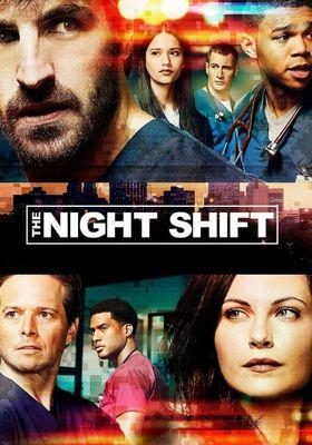The Night Shift Season 3's Poster