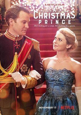 A Christmas Prince's Poster