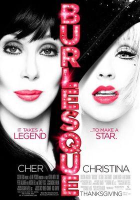 Burlesque's Poster