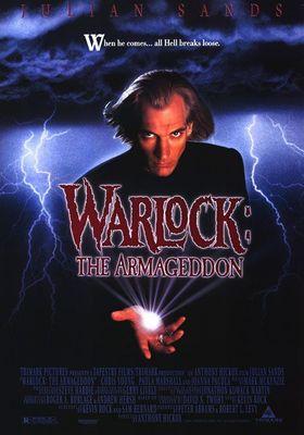 Warlock: The Armageddon's Poster