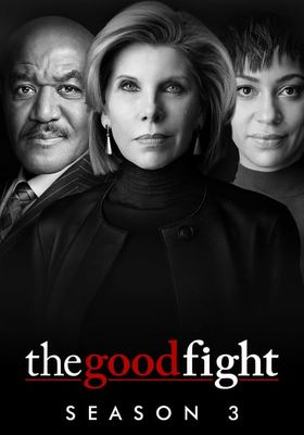 The Good Fight Season 3's Poster