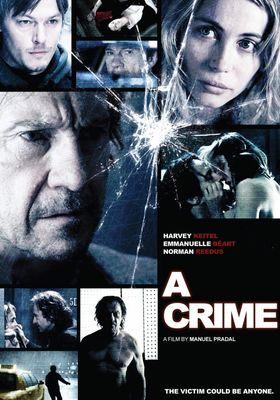 A Crime's Poster