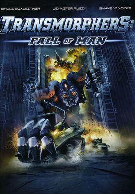 Transmorphers Fall of Man's Poster
