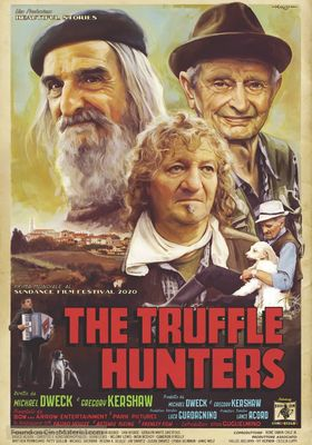 The Truffle Hunters's Poster