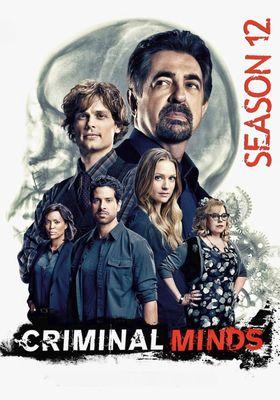 Criminal Minds Season 12's Poster