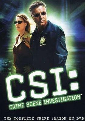 CSI: Crime Scene Investigation Season 3's Poster