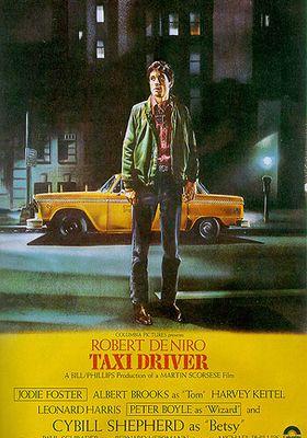 『タクシードライバー』のポスター