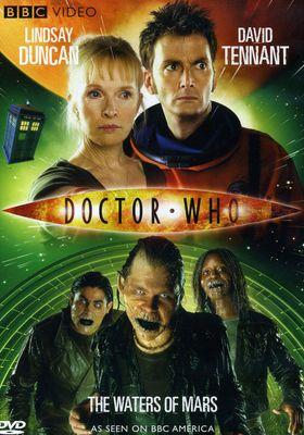『ドクター・フー スペシャル 火星の水』のポスター