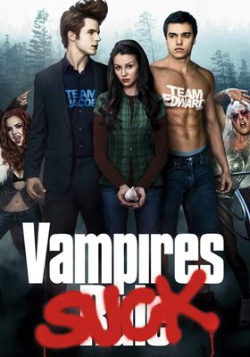 Vampires Suck's Poster