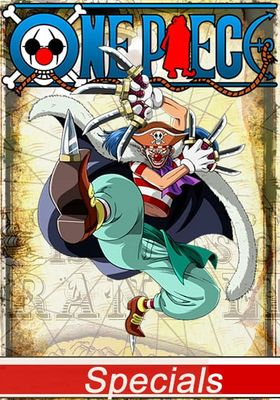 One Piece: Take Aim! The Pirate Baseball King's Poster