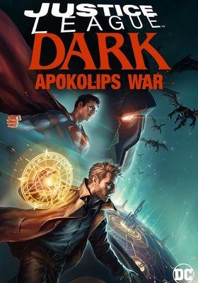 Justice League Dark: Apokolips War's Poster