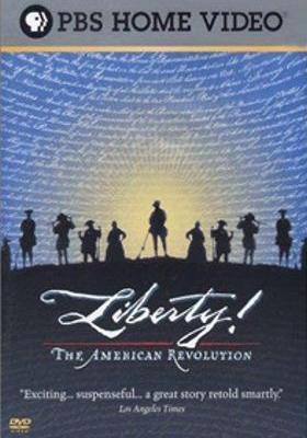 리버티! 디 아메리칸 레볼루션의 포스터