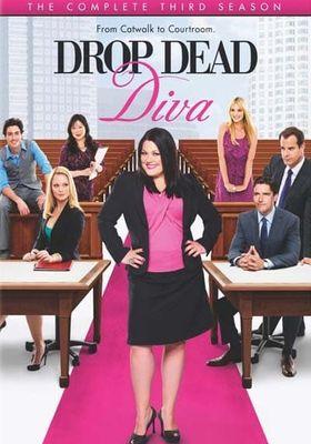 Drop Dead Diva Season 3's Poster