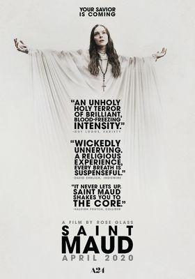 Saint Maud's Poster