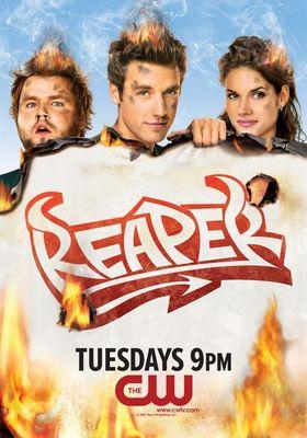 『REAPER デビルバスター シーズン1』のポスター