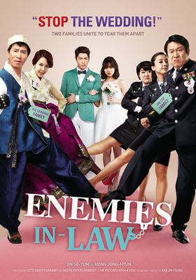 Enemies In-Law's Poster