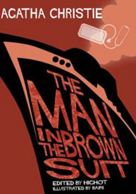 Agatha Christie's The Man In The Brown Suit's Poster