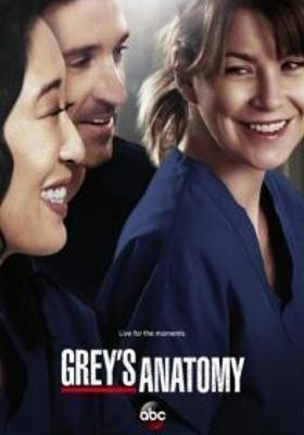 『グレイズ・アナトミー シーズン10』のポスター