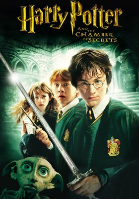 Harry Potter and the Chamber of Secrets's Poster