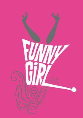 Funny Girl's Poster