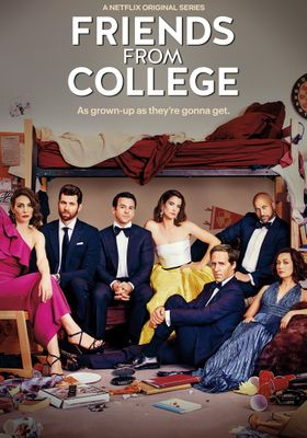 Friends from College Season 2's Poster