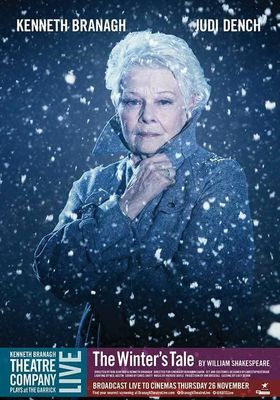 Kenneth Branagh Theatre Company Live: The Winter's Tale's Poster