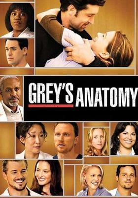 Grey's Anatomy Season 5's Poster