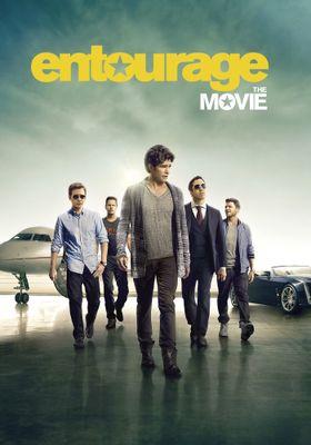『アントラージュ★オレたちのハリウッド: ザ・ムービー』のポスター