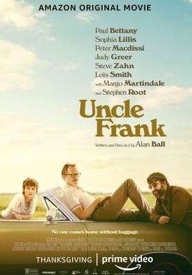 엉클 프랭크의 포스터