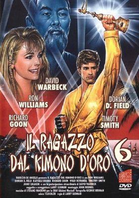 Karate Warrior 6's Poster
