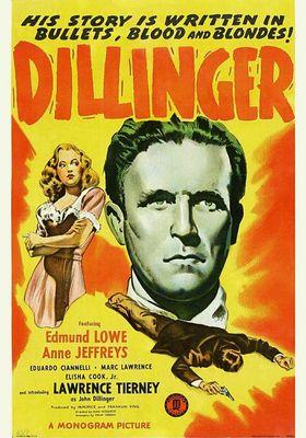 딜린저의 포스터