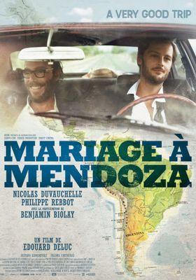 『Mariage à Mendoza(原題)』のポスター