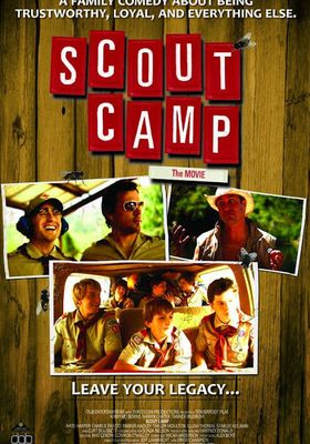 Scout Camp's Poster