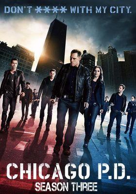 Chicago P.D. Season 3's Poster