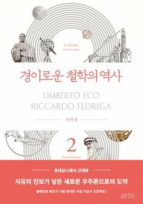 『움베르토 에코의 경이로운 철학의 역사』のポスター