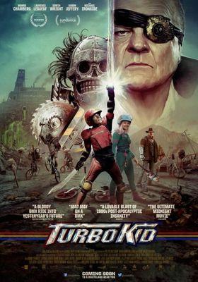 『ターボキッド』のポスター