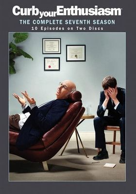 Curb Your Enthusiasm Season 7's Poster