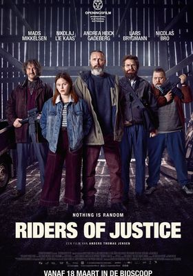 Riders of Justice's Poster