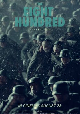 The Eight Hundred's Poster