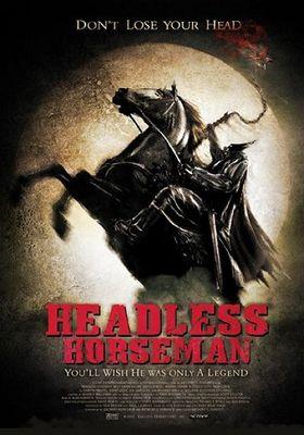 헤드리스 호스맨의 포스터