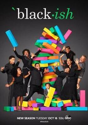 black-ish Season 5's Poster